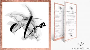 Crystal Tips - Brand Design