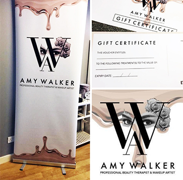 Amy Walker - Brand Identity