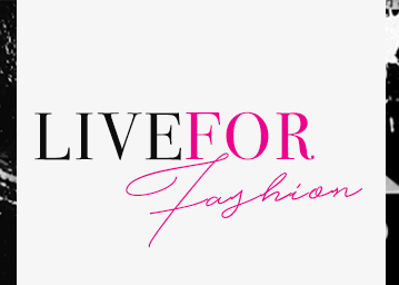 liveforfashion - logo